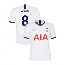 Tottenham Hotspur 2019/20 #8 Harry Winks White Home Authentic Jersey