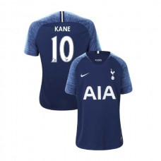 YOUTH - Tottenham Hotspur 2018/19 Away #10 Harry Kane Navy Authentic Jersey